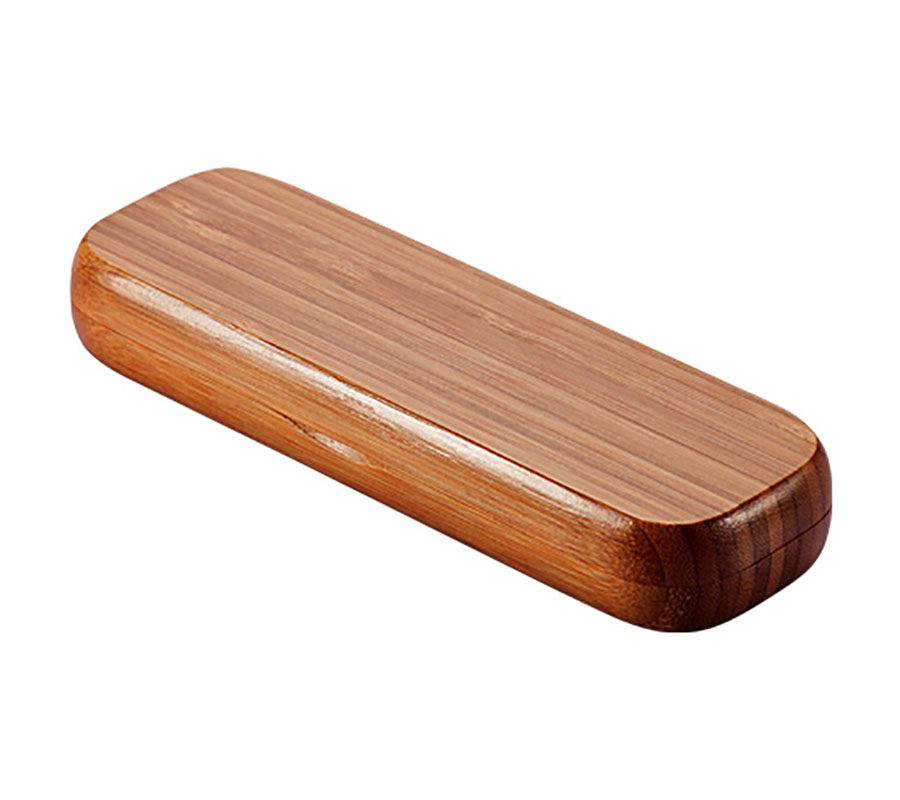 Set Bolígrafo Estuche de Bamboo