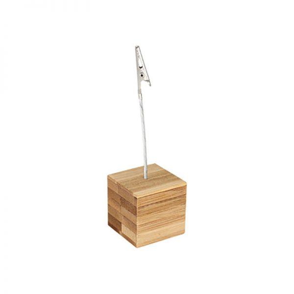 Memo Clip de Bamboo