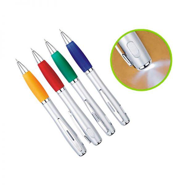 Bolígrafo con Linterna LED