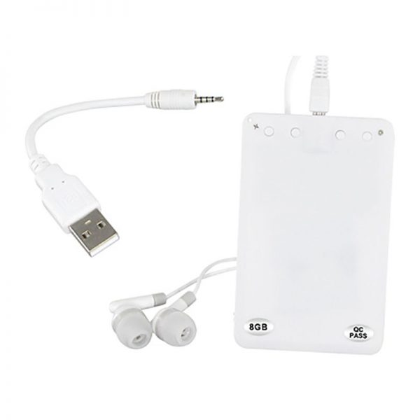 MP3 Player Credit Card 8GB