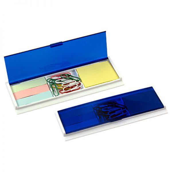 Porta Notas Adhesivas con Clips