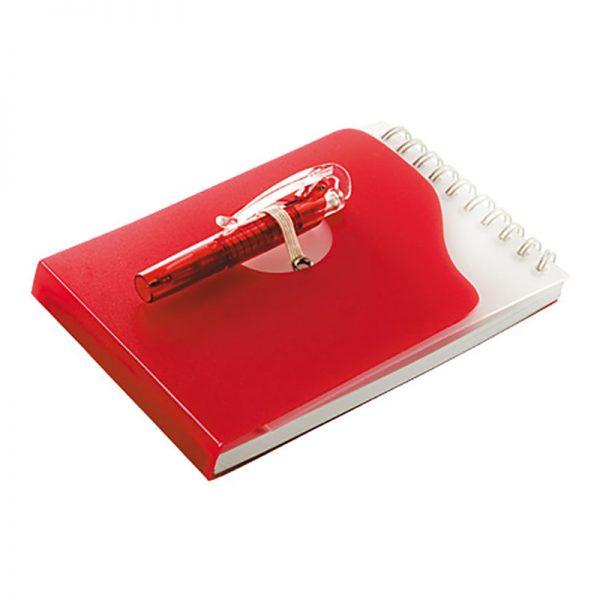 Libreta con Bolígrafo