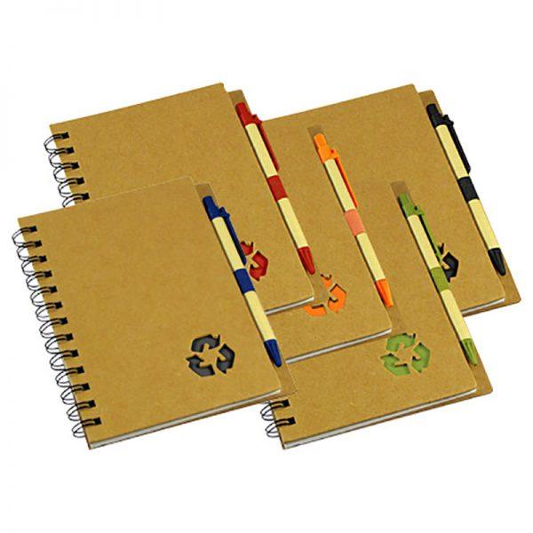 Cuaderno Ecológico Tapa Dura