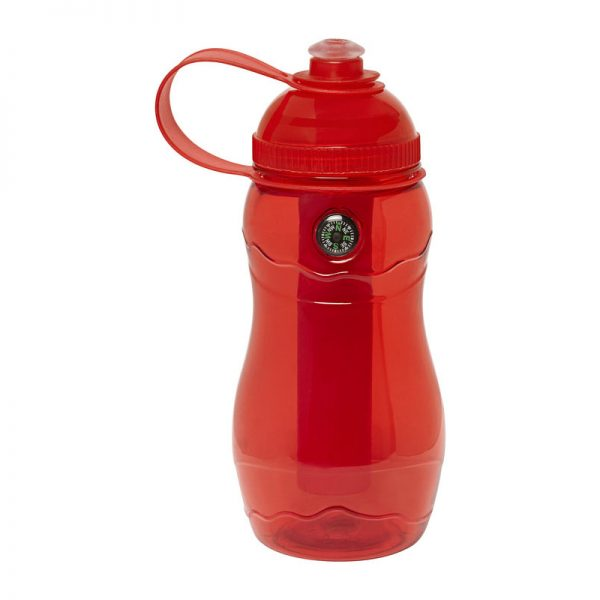 Botella con enfriador