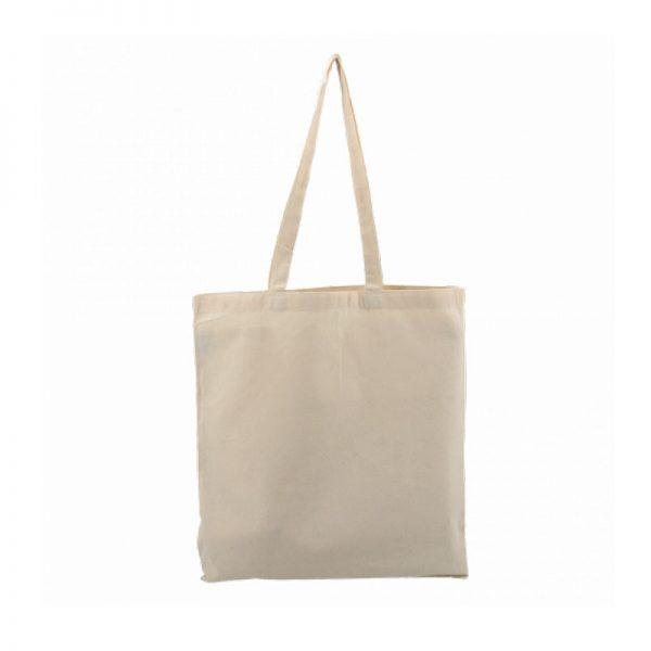 Bolsa de algodón de 6 onzas  42x38