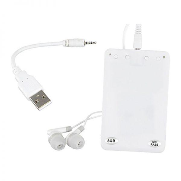 MP3 Player Credit Card 8GB