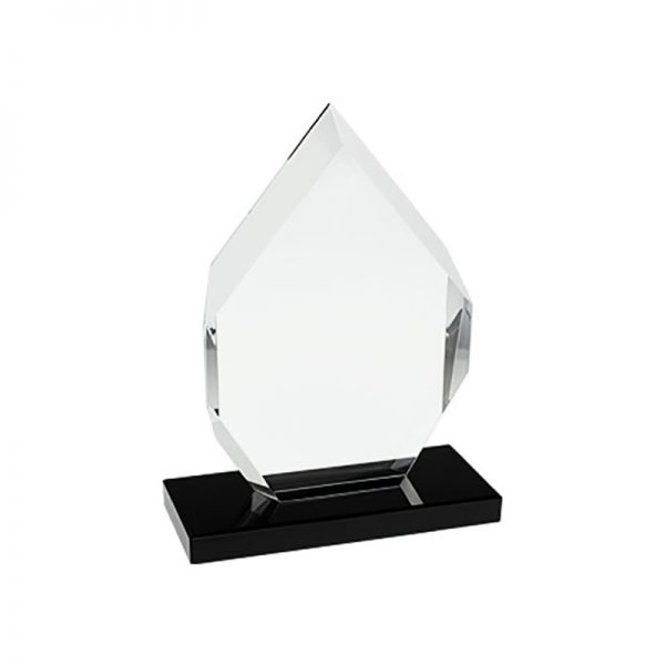 Trofeo Cristal Black Diamond