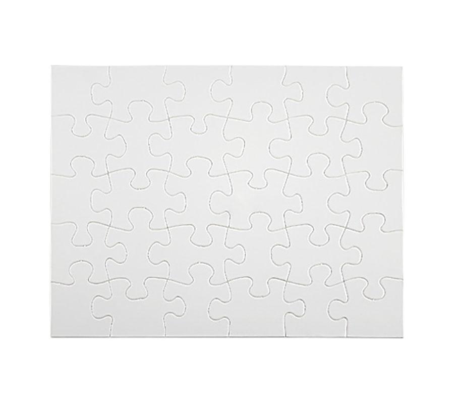 Puzzle 30 Piezas Grandes Sublimación