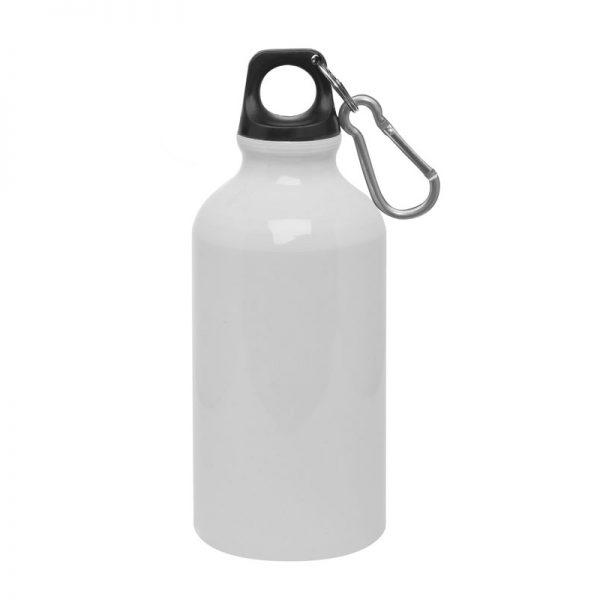 """Botella metálica """"White"""""""