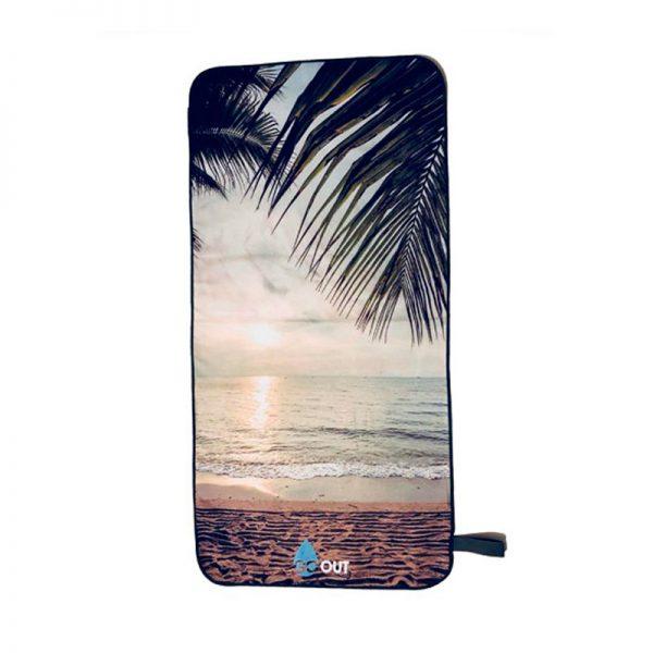 Toallas con diseño (playa)